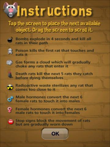 Screenshot #5 pour Rats!