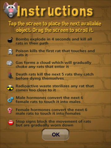 Screenshot #5 pour Rats!