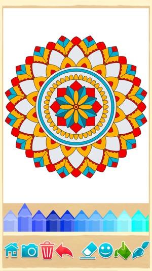 Mandala Boyama App Storeda