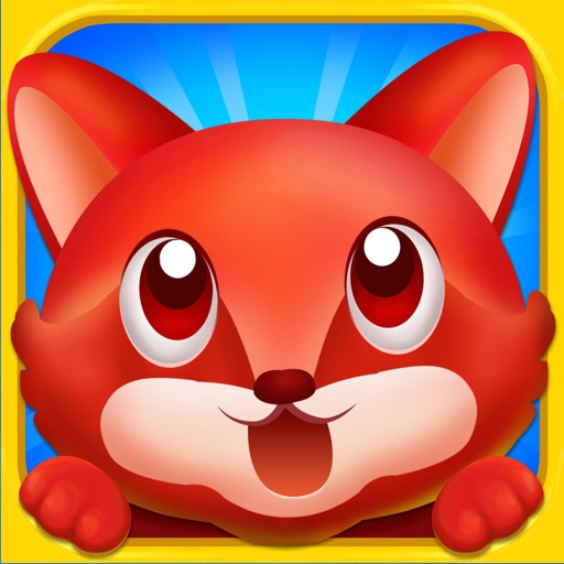 Pet Fever - Kick Color Monster with friends to rescue the animal
