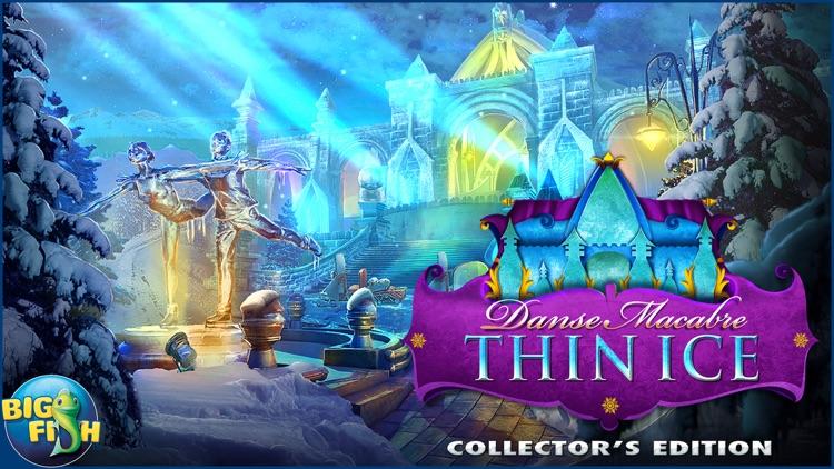 Danse Macabre: Thin Ice - A Mystery Hidden Object Game (Full) screenshot-4