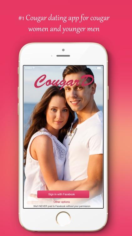 Cougar Dating Online - #1 Older Women Dating App!