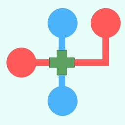 Connect The Circle Mania - best brain teasing strategy game