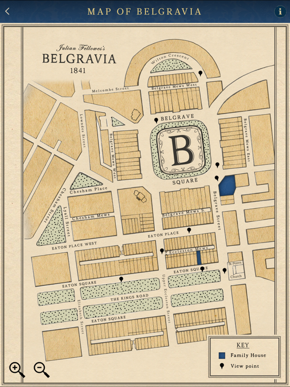 Julian Fellowes's Belgravia-ipad-2