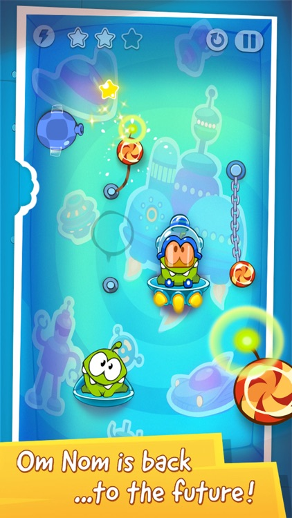 Cut the Rope: Time Travel screenshot-3