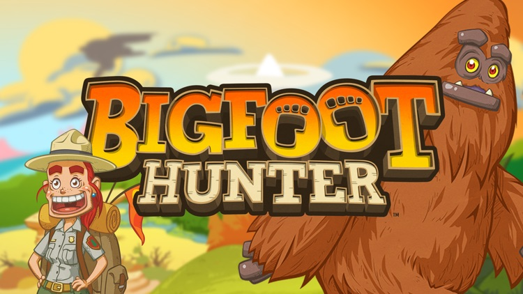 Bigfoot Hunter: A Camera Adventure Game screenshot-0