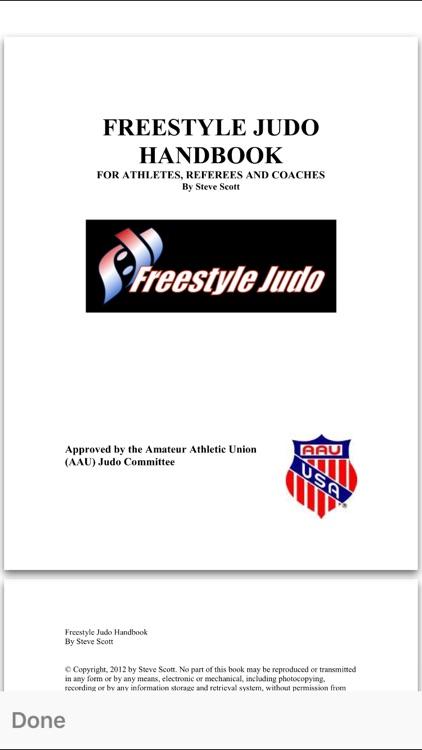 Freestyle Judo screenshot-4