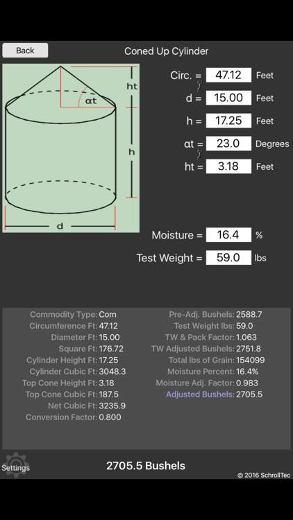 Bin Measure