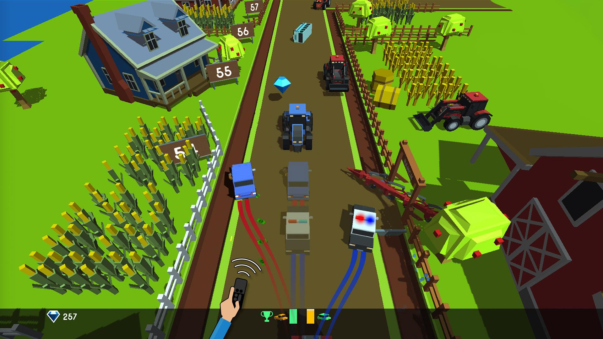 Police Chase Race screenshot 11