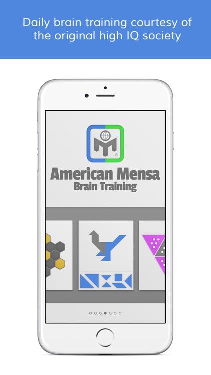 Mensa Brain Training