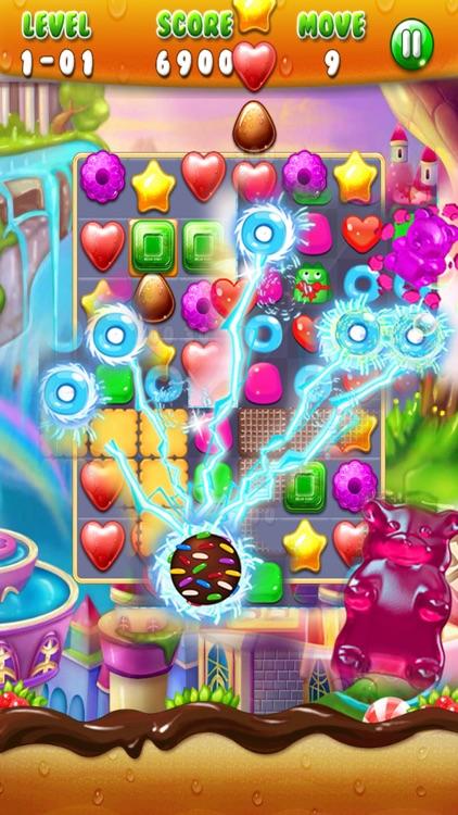 Clash of Candy: Crush Mania