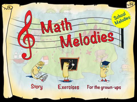 Math Melodies iPad