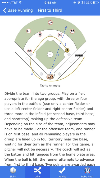 Go Coach Baseball screenshot-1