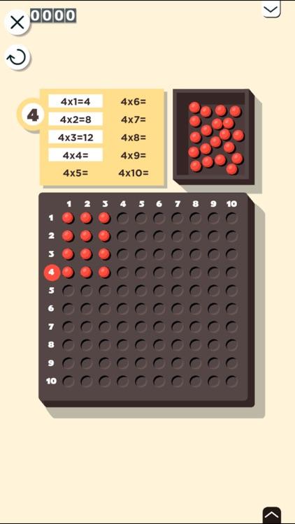 Montessori Math: Multiplication