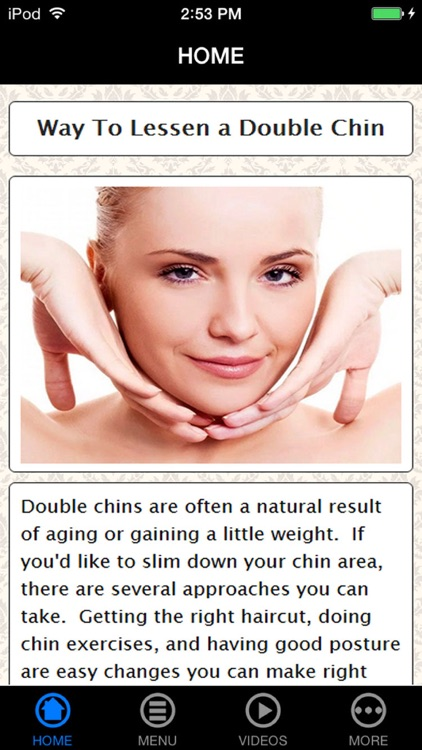 Best Way To Lessen Your Double Chin - Easy  Way To Lose Neck Fat, Look Healthier, And Be Confident