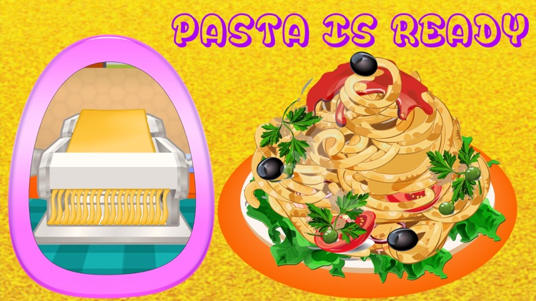 Pasta Maker – Make Italian cuisine in this cooking chef game for kids
