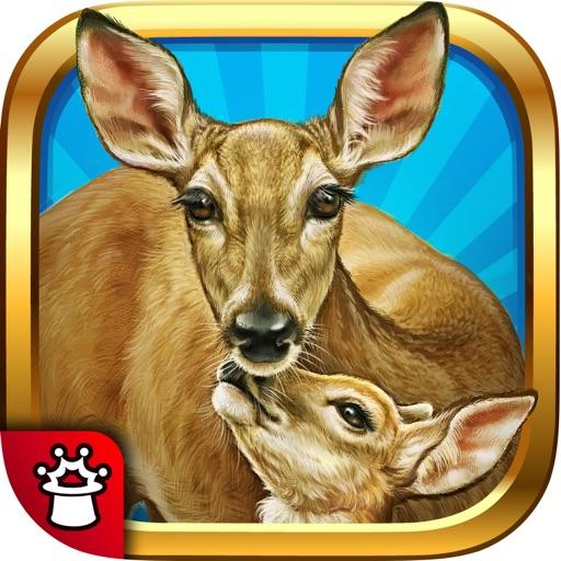 Мамы и детеныши: животные для малышей! FULL Развивающие игры, пазлы, стихи, обучающие детей