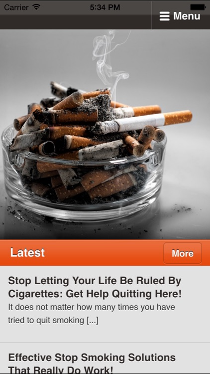 How to Quit Smoking - Learn Method to Stop Smoking screenshot-4