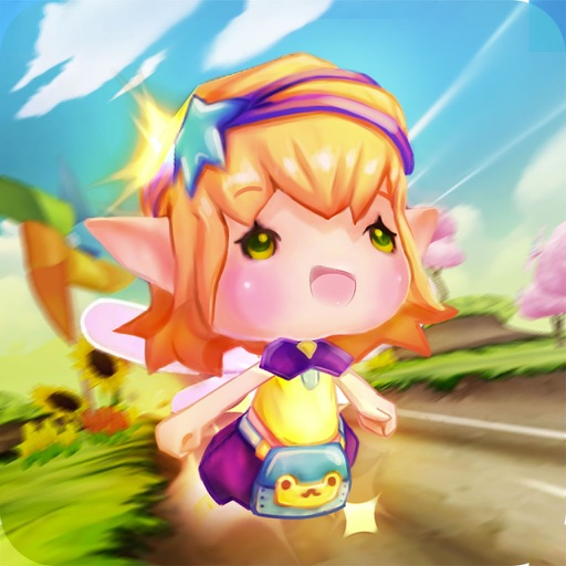 Fairy Rush: Fly To Candyland