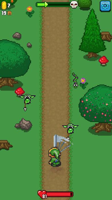 Screenshot #1 pour Dash Quest
