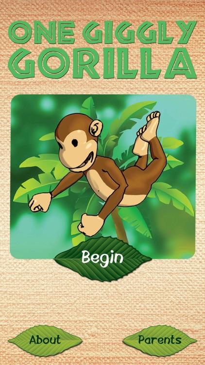 One Giggly Gorilla screenshot-0