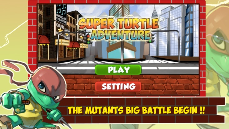 Super Turtle Quest Adventure screenshot-0
