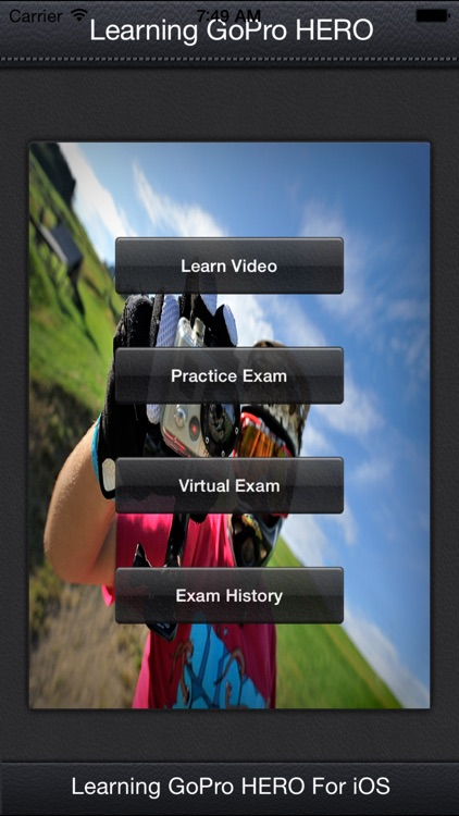 LearnForGoProHERO screenshot-0