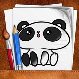 Draw and Paint Kawaii