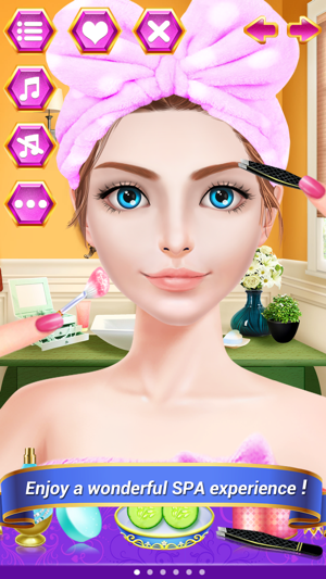 Dress up who love fashion makeover games