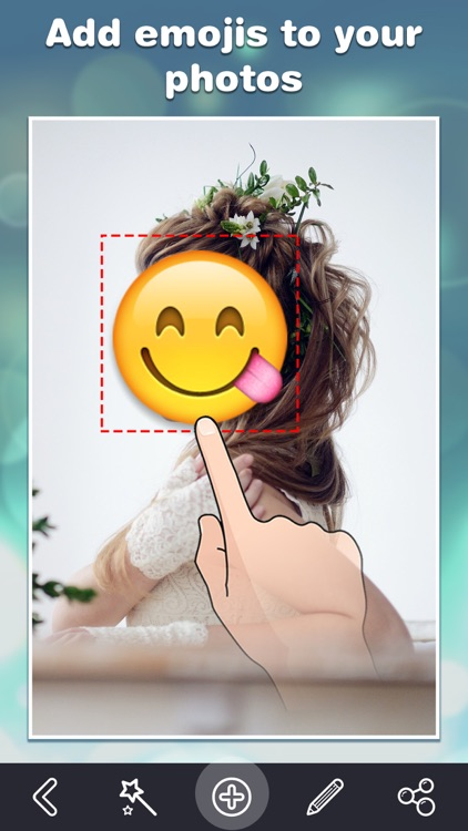 Emoji.s Photo Editor Pro - Add Funny Cool Emoticon Sticker.s & Smiley Face.s to Your Picture screenshot-3