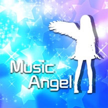Music Angel (蓝)