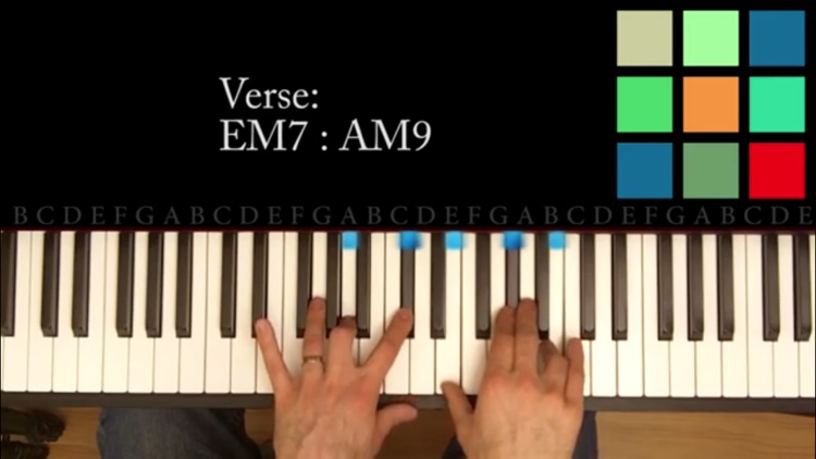 Teach Yourself To Play Piano Songs screenshot-4