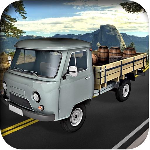 3D Cargo Transporter
