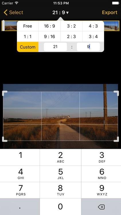 Video Crop -  Remove unwanted areas! screenshot-3