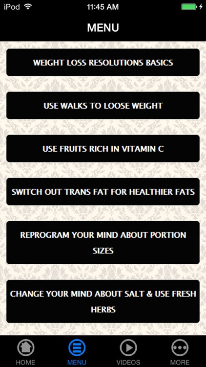 7 Sure Fire Ways to Find Out What Wonderful Weight is Really Like screenshot-3