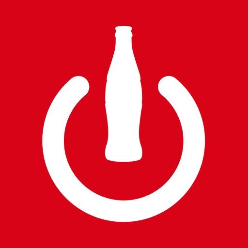 Coke ON コカ・コーラの自販機がおトクに楽しくなるアプリ