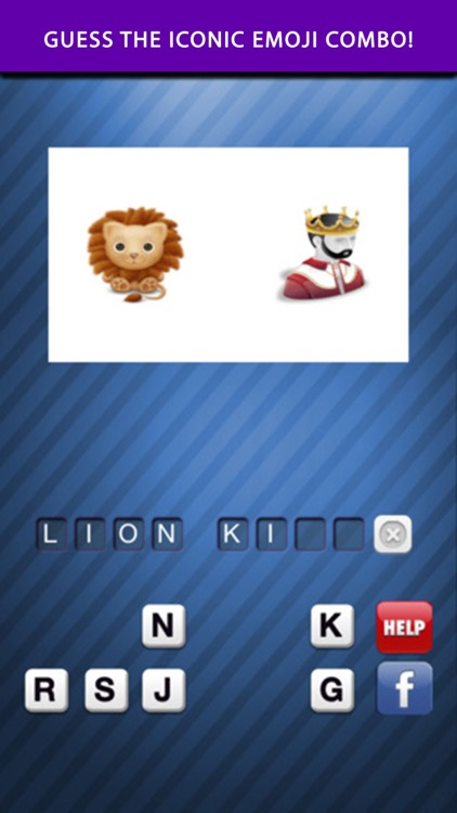 Guess What's the Emoji Icon - Word Quiz Game!
