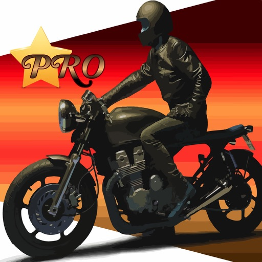Victoria Motorcycle Rider Pro - Dark Iron Hero Racing icon