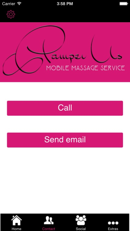 Pamper Us Mobile Massage LLC screenshot-3