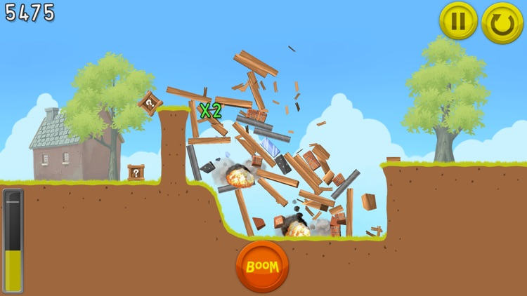 Boom Land™ screenshot-1