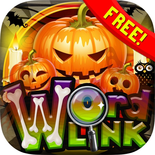 Words Link : Halloween Search Puzzles Game Free with Friends