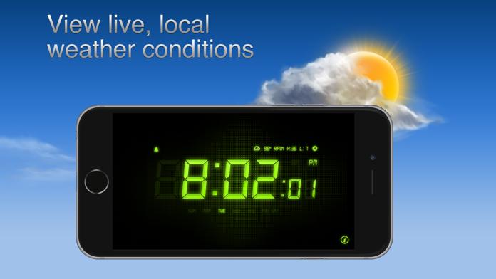 Alarm Clock - Alarm & Weather Screenshot