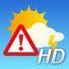 Wetter-Warner für iPad