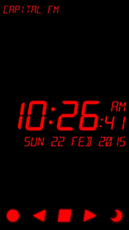 Alarm Clock Radio Plus screenshot-3