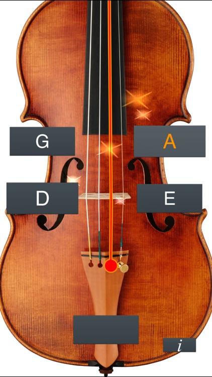 Violin Tuner Simple screenshot-4