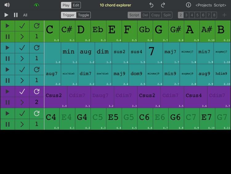 scriptSONIC screenshot-4