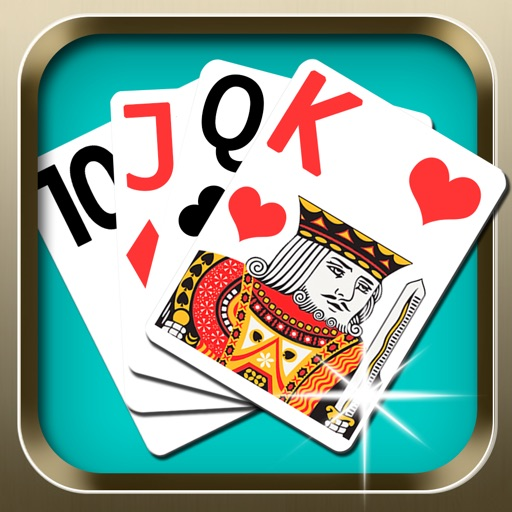 Klondike Solitaire Mobile Games - Get 4 Merged Cards