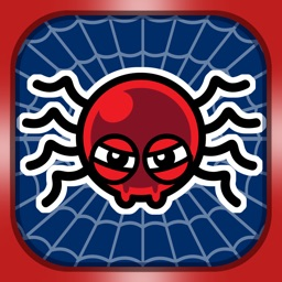 Spiders Buster - Let's Squash & Smash ! Gogo Greedy Bugs Tapper Free