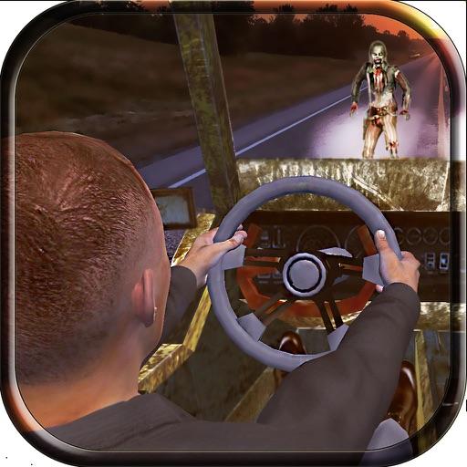Зомби дорожного движения Rider II - Безумные гонки в автомобиле зрения и Апокалипсиса запустить опыт