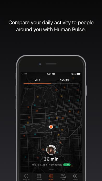 Human - Activity Trackerのおすすめ画像2